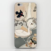 Shadows Over Maplewood iPhone & iPod Skin