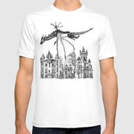 T-shirt featuring Dragon Kingdom Winter To… by Sharon Turner