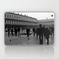 Rainy Square Laptop & iPad Skin