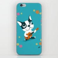 Boogie on Ukelele iPhone & iPod Skin
