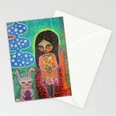 Gift Exchange Stationery Cards