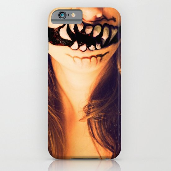 October's Mouth iPhone & iPod Case