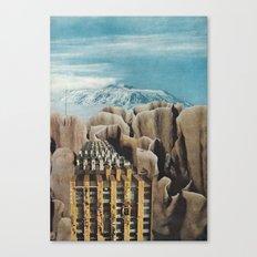 super studios Canvas Print