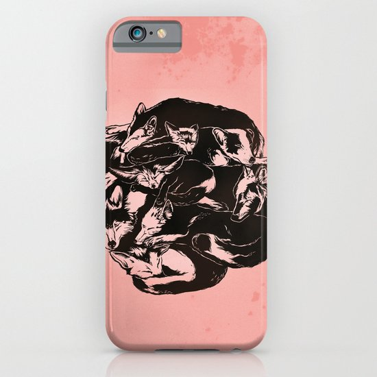 Furball iPhone & iPod Case