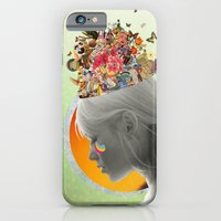 iPhone & iPod Case featuring Inside of Me by Ryan Haran