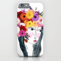 iPhone & iPod Case featuring A Beautiful Mind by Sreetama Ray