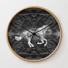 Ciel du Cheval Wall Clock