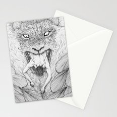 The Giant Winged Lion Stationery Cards