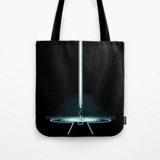 TRON PORTAL Tote Bag
