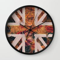 F/UNION Wall Clock