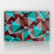 Triangle cubes Laptop & iPad Skin