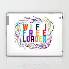 WIFI FREELOADER Laptop & iPad Skin