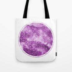 Northern Stars Rose Tote Bag