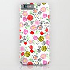 Camellia  Slim Case iPhone 6s