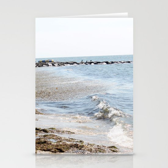 Incoming Tide Stationery Card