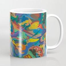 Crazy Dreams of Colour  Mug