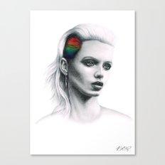 Fashion Rainbow. Canvas Print