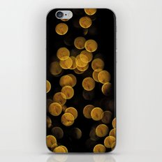 Circular Light iPhone & iPod Skin