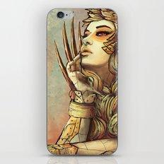 Zodiac Sign: Leo iPhone & iPod Skin