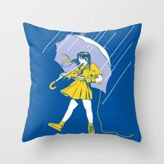 Salty Throw Pillow