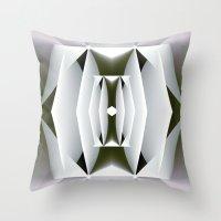 Reverberation Throw Pillow