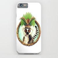 King Julian iPhone 6 Slim Case