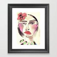 Study #31 Framed Art Print