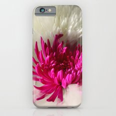 Flowers and Smoke Slim Case iPhone 6s