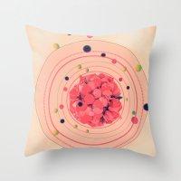erazor Throw Pillow
