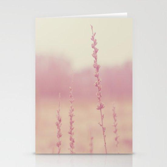 Dreamy Light  Stationery Card