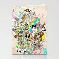 spaghetiii Stationery Cards