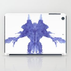 Rorschach Monster iPad Case