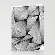 Structure (XYZ) Stationery Cards