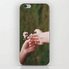 Our spring II iPhone & iPod Skin