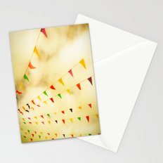 Flags & Color Stationery Cards
