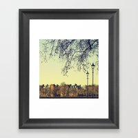 A Place Called London Framed Art Print