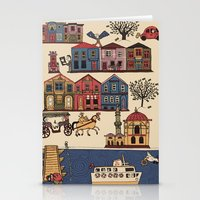 Urban Regeneration Stationery Cards