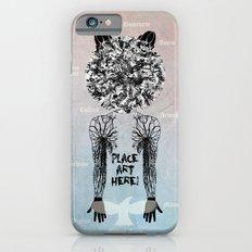 DeadBird FoxMan. Slim Case iPhone 6s
