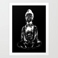 Buddha 12 Art Print