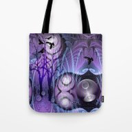 Magical Swamp Tote Bag