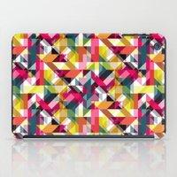 Aztec Geometric VII iPad Case