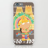 Moctezuma Xocoyotzin iPhone 6 Slim Case