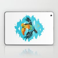 World Traveler Laptop & iPad Skin