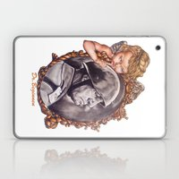 COME BACK OR LEAVE By Da… Laptop & iPad Skin