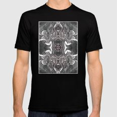 Paradigm Shift SMALL Black Mens Fitted Tee