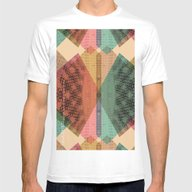 T-shirt featuring Color Textured Block by Lalaprints