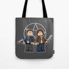 The Brickchesters Tote Bag