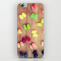 Jelly babes iPhone & iPod Skin