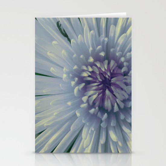 Aster Stationery Card
