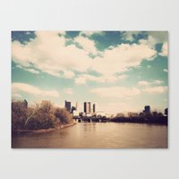 Columbus Ohio 2 Canvas Print